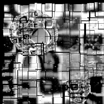 Black and White Abstract Photography