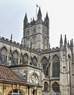Church in Bath England6