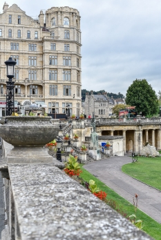 City Center in Bath England11